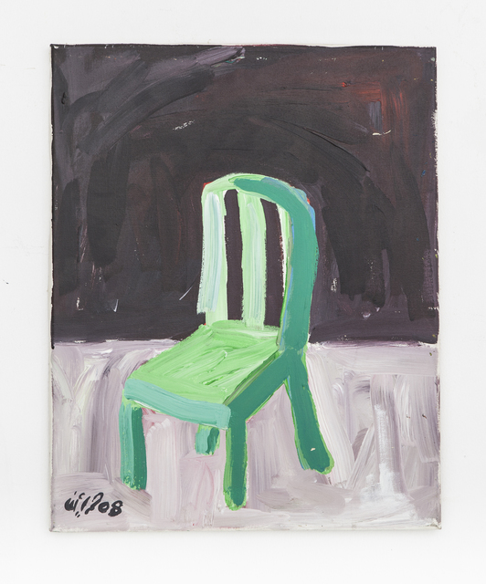 , 'Chair No. 1,' 2008, Gallery Isabelle van den Eynde