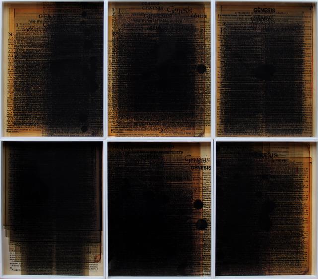 , 'Tábulas,' 2013, Central Galeria de Arte