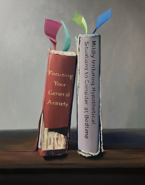 , 'General Anxiety,' 2018, M.A. Doran Gallery