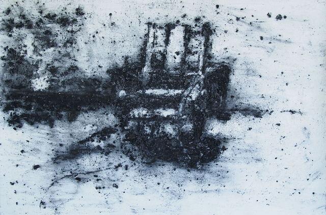 , 'La chaise (Citation A. Warhol),' 2018, ONIRIS - Florent Paumelle