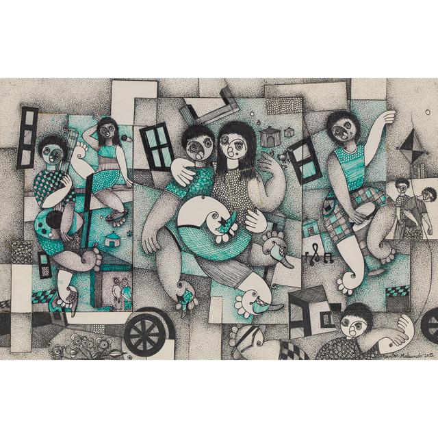 Santos Mabunda, 'Untitled (?)', PIASA
