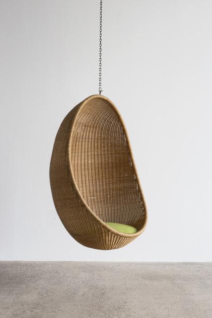 , 'Hanging Egg Chair,' 1959, Galleri Feldt