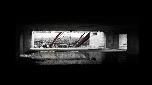 , 'Bernard Khoury - Derailing Beirut A1,' 2010, Carwan Gallery