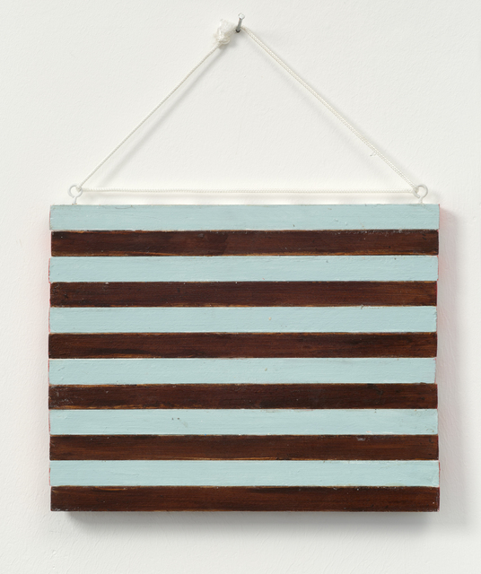 , 'Accessory Handbag Painting,' 2015, Laure Genillard