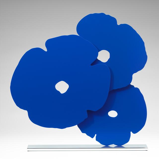 , 'Blue Poppies,' 2015, Meyerovich Gallery