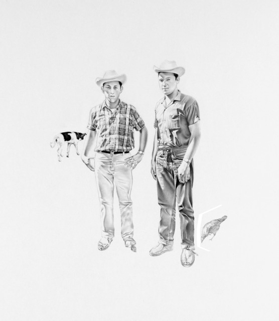 , 'Historia sin tiempo,' 2012, CuratorLove