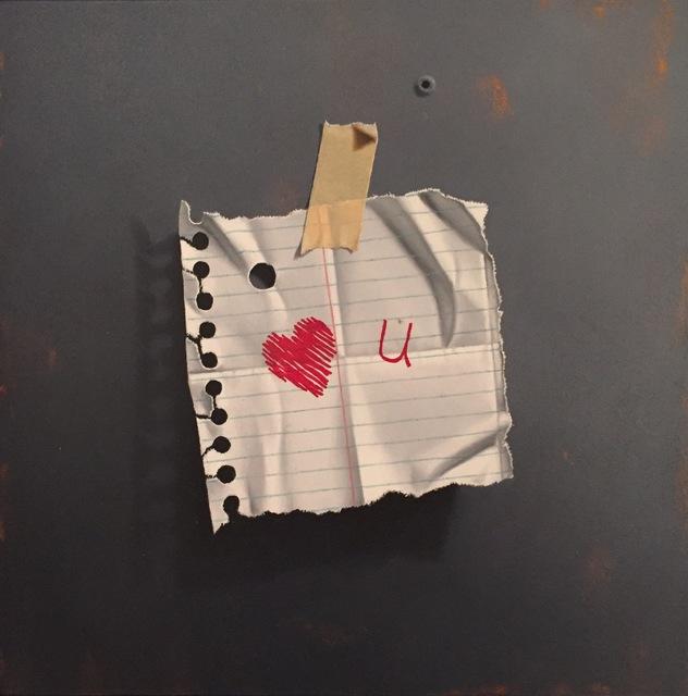 Otto Duecker, 'Heart u', 2017, M.A. Doran Gallery