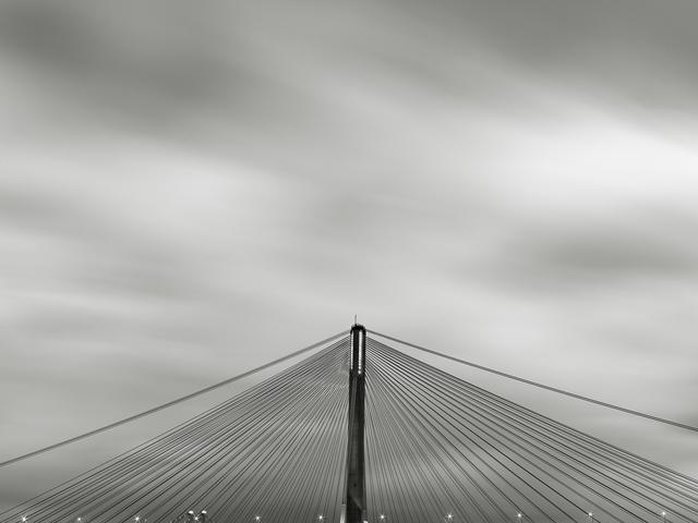 , 'Ting Kau Bridge, Hong Kong - 2007,' 2007, Contemporary by Angela Li