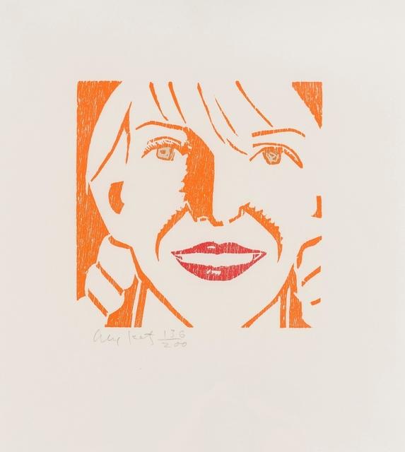 Alex Katz, 'Jessica', 1994, Forum Auctions
