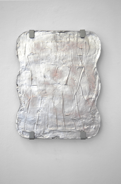 , 'Magnetic Palm / Reading the Past and Future in Silver,' 2016, Marie Kirkegaard Gallery