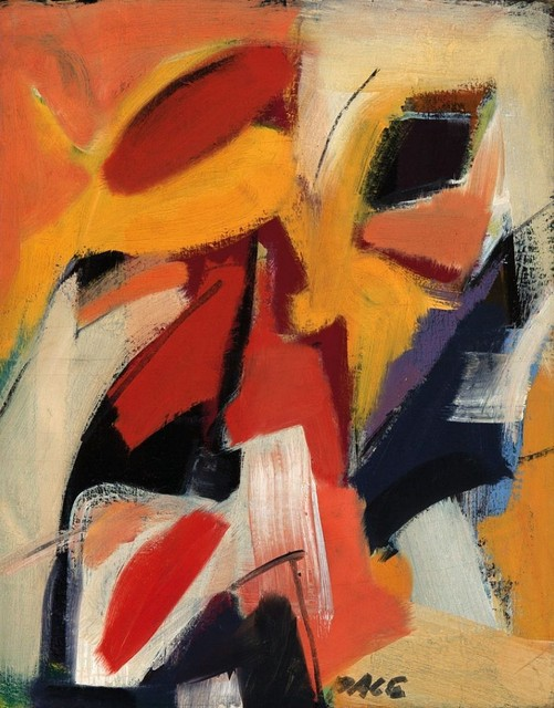 , 'Untitled,' 1951, Berry Campbell Gallery