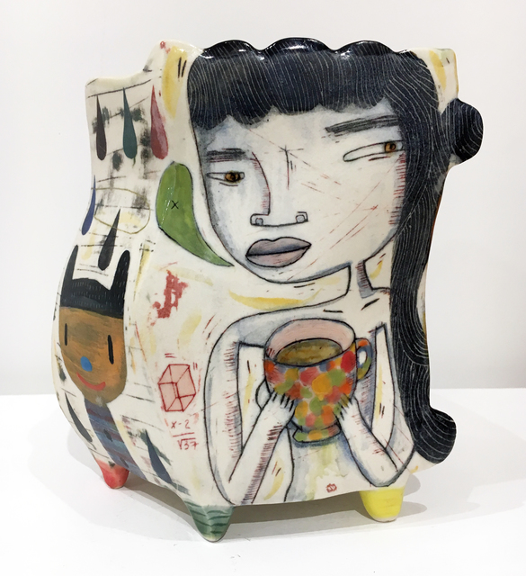, 'Elephant Tears,' 2018, Duane Reed Gallery