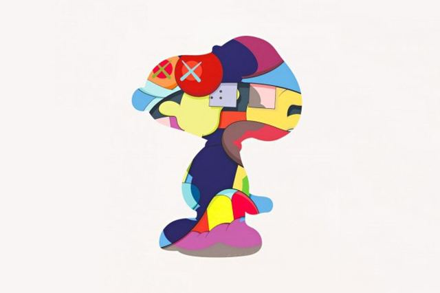 KAWS, 'Snoopy Print Portfolio (Set of 3 - No One's Home, Stay Steady, The Things That Comfort)', 2015, Print, Silkscreen, Ross+Kramer Gallery