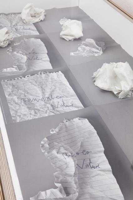 , 'Untitled,' 2015, Christine König Galerie
