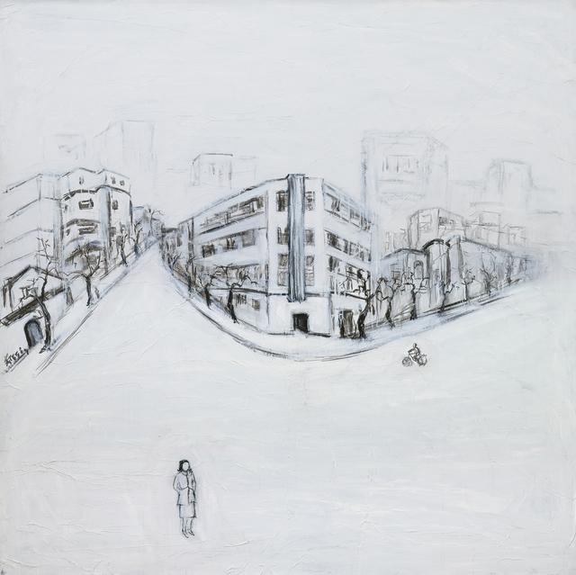 , '街角 Around the corner,' 2009, Matthew Liu Fine Arts