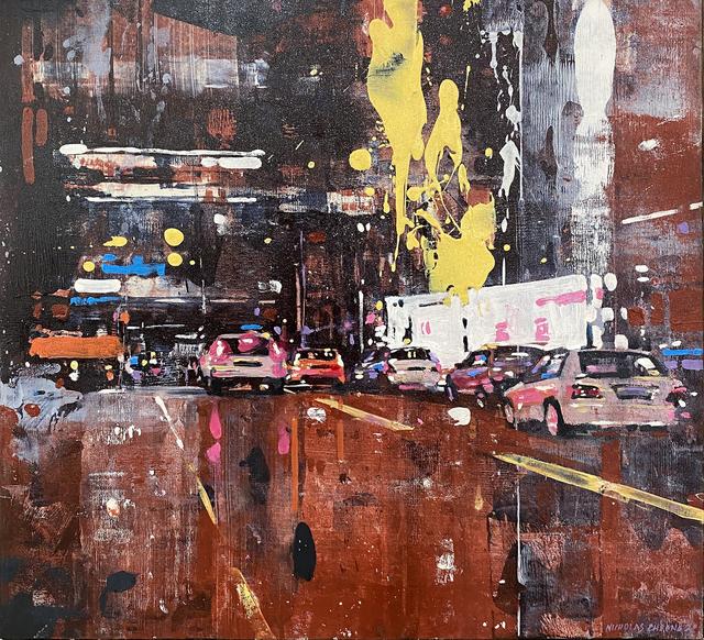 Nicholas Choong, 'Composition No.8', 2020, Art WeMe Contemporary Gallery