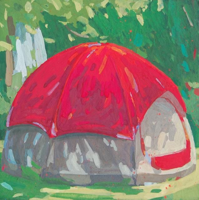 , 'Tent 1,' 2017, Cerulean Arts