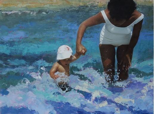 , 'Helping Hand,' , Miller Gallery