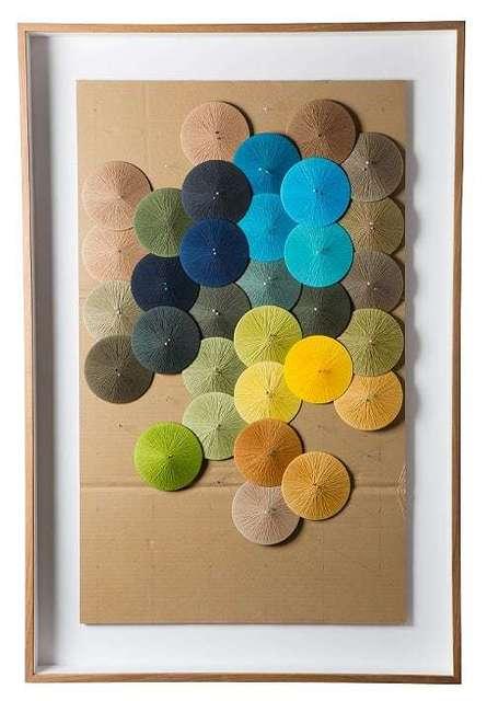 , 'Blue Lady,' 2019, Dyman Gallery