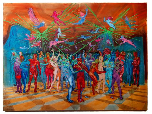 , 'Hot Spells,' 2016, Linda Warren Projects