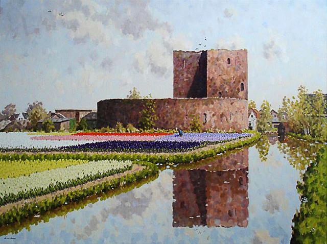 , 'Ruin of Teijlingen,' ca. 2015, ArtBoutique