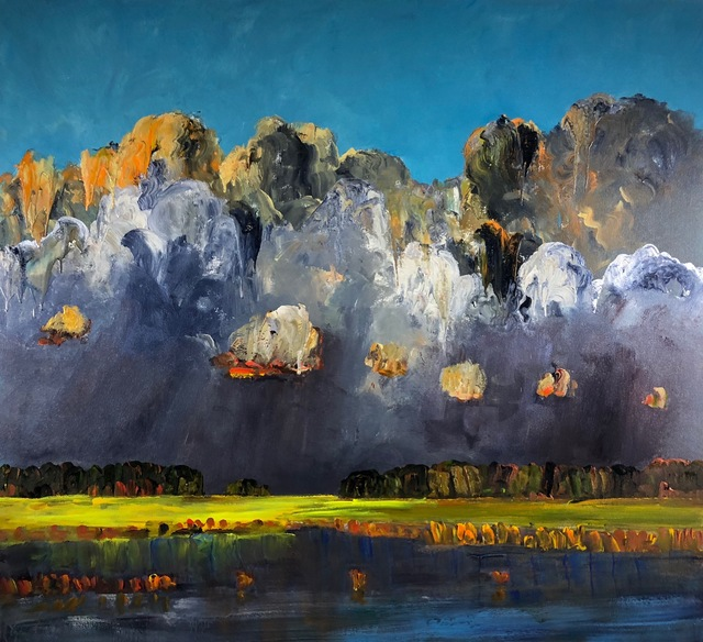 Gregory Hardy, 'Slough By the House', 2014, Visions West Contemporary