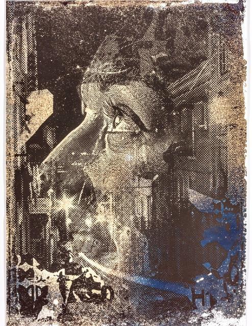 , 'Contrive Series #04,' 2019, Polígrafa Obra Gráfica