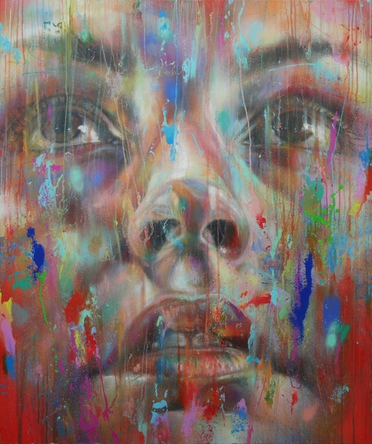 , 'Marlena,' 2015, Lawrence Alkin Gallery