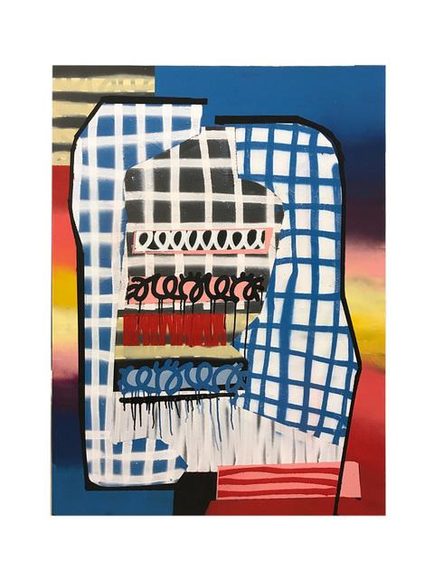 , 'Rainbow Layer #2,' 2017, Chainlink Gallery