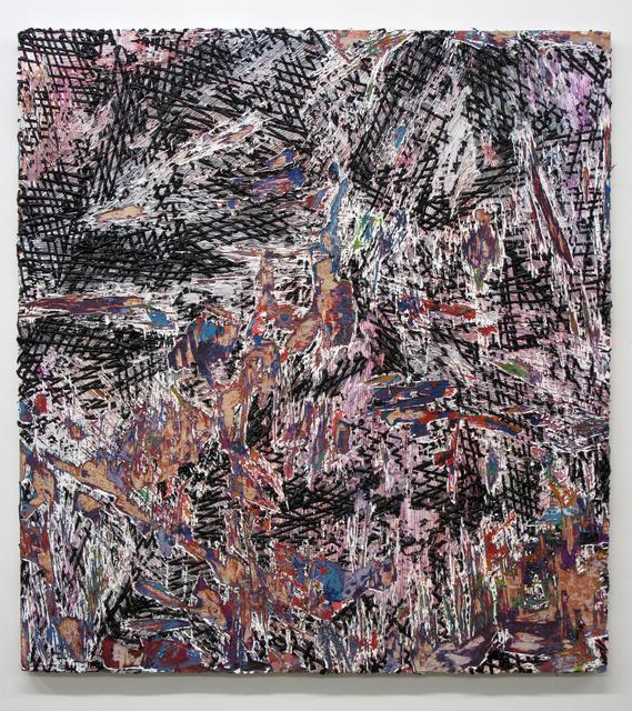 Jacin Giordano, 'Cutpainting 56', 2014, Sultana