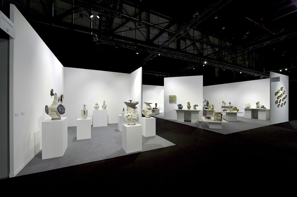 Taste Contemporary Craft at Artgenève 2017: Stand C50 and C51