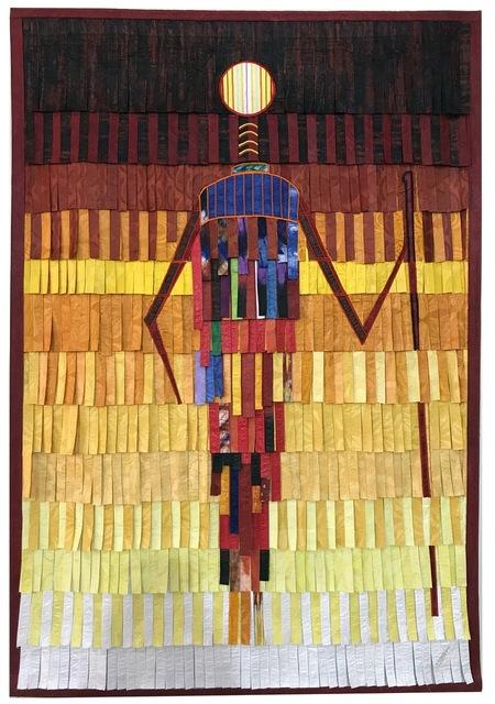, 'Homme du Sahel,' 2015, Primo Marella Gallery