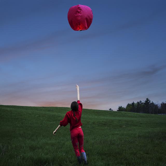 , 'Sky Lantern,' 2017, Dowling Walsh