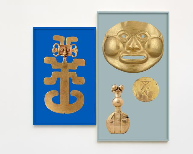, 'Chefs d'oeuvre de l'art V,' 2016, Bugada & Cargnel