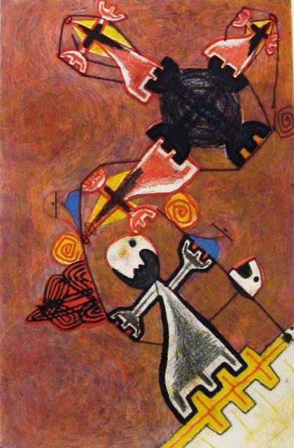 Frank Lobdell, '8.8.92', 1992, Dolby Chadwick Gallery