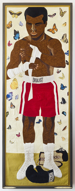 , 'Muhammad Ali,' 2016, Antieau Gallery