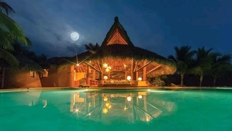 Unique Luxury Oceanfront Dream Villa, Mexico