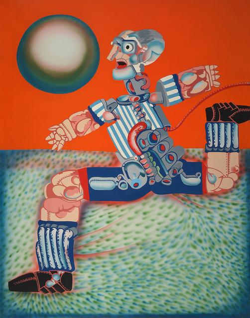 , 'El futbol mecanico,' 1969, MAMAN Fine Art Gallery