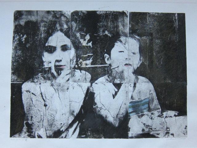 Julie Cowan, 'Not Glamorous', 2018, Vivid Art Gallery