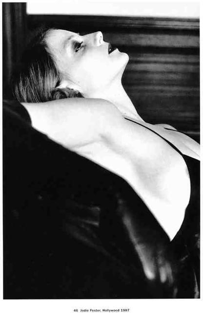 Helmut Newton, 'Jodi Foster, Hollywood', 1987, IFAC Arts
