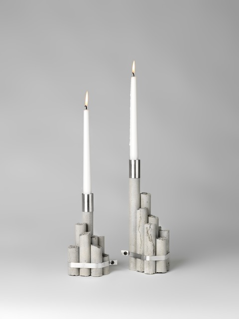 , 'Portland Candlesticks,' 2012, The NWBLK