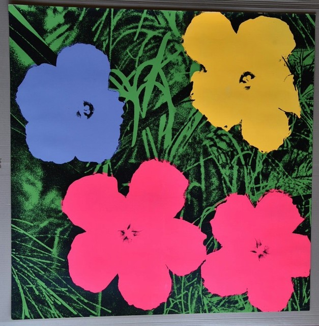, 'Flowers,' 1970, Corridor Contemporary