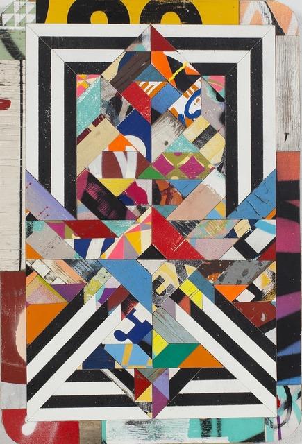 , '3290 Fullerton,' 2013, Jonathan LeVine Projects
