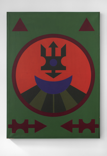 , 'Emblema 79,' 1979, Mendes Wood DM