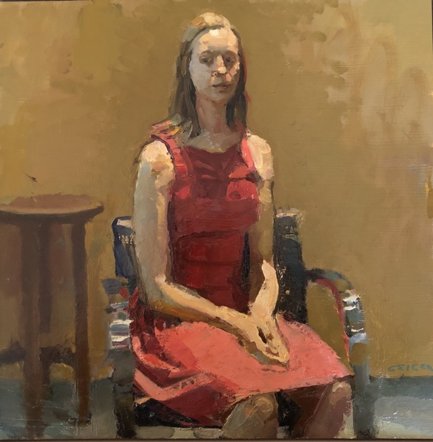 , 'Naomi Sitting ,' 2016, Stanek Gallery