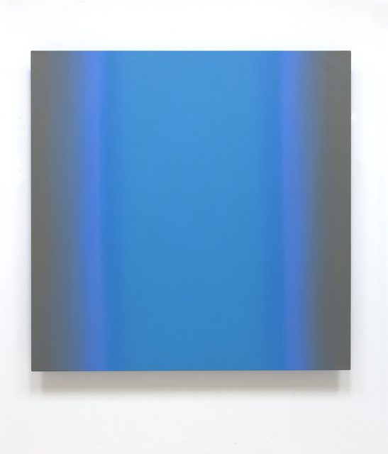 ", '""Blue Orange 4-S60 (Violet Blue)"",' 2013, Scott White Contemporary Art"