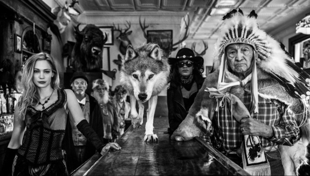 David Yarrow, 'Crazy Horse', 2018, Isabella Garrucho Fine Art