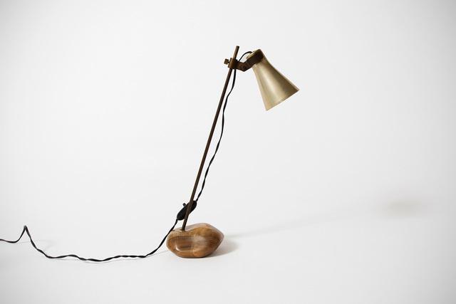 """, '""""Sasso"""" table lamp, Lta 1,' ca. 1948, Casati Gallery"""