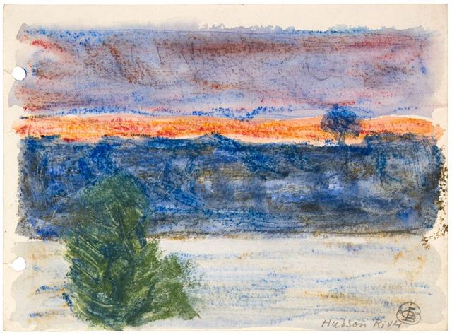 , 'HUDSON RIVER,' , Jerald Melberg Gallery