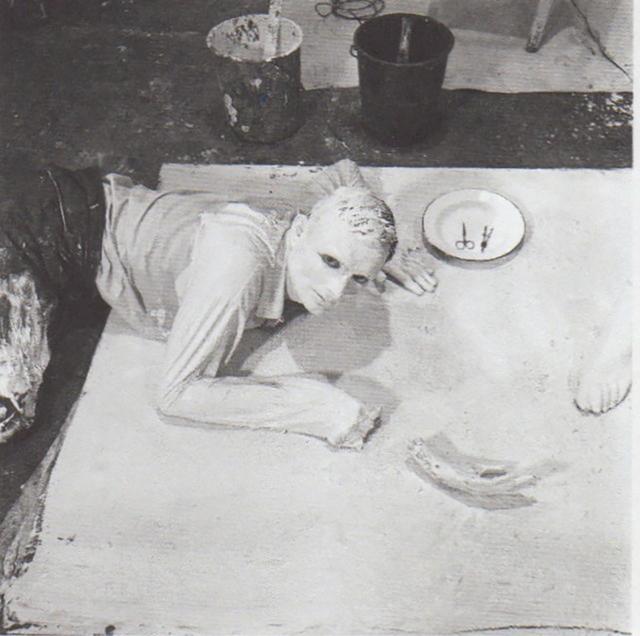, 'Box 2: Selbstverstümmelung: Aktion Günter Brus,' 1965, Richard Saltoun
